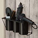 JackCubeDesign Hair Dryer Holder Hair Styling Product Care Tool Organizer Bath Supplies Accessories Tray Stand Storage Bathro