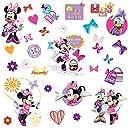 ディズニー ミニーマウスとデイジーダック ウォールステッカー/ルームメイト(Room Mates)