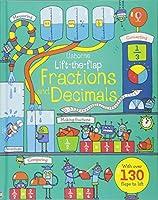 Lift-The-Flap Fractions and Decimals (Lift the Flap)