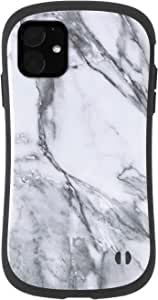 iFace First Class Marble iPhone 11 ケース [ホワイト]