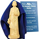 St Joseph The Home Seller Kit with Instuctions and Burial Cloth