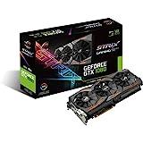 ASUS R.O.G. STRIXシリーズ NVIDIA GeForce GTX1080搭載ビデオカード ベースクロック1670MHz STRIX-GTX1080-A8G-GAMING