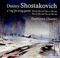 A Ring for String Quartet by Beethoven Quartet
