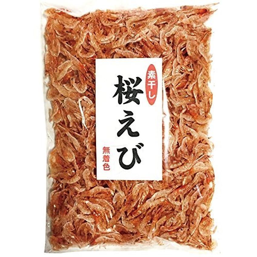 カテナクレタ締め切り無着色 桜えび 素干し 台湾産 100g