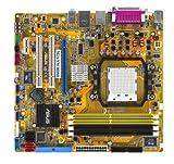 ASUSTek マザーボード SocketAM2対応 M2A-VM HDMI M2A-VM HDMI