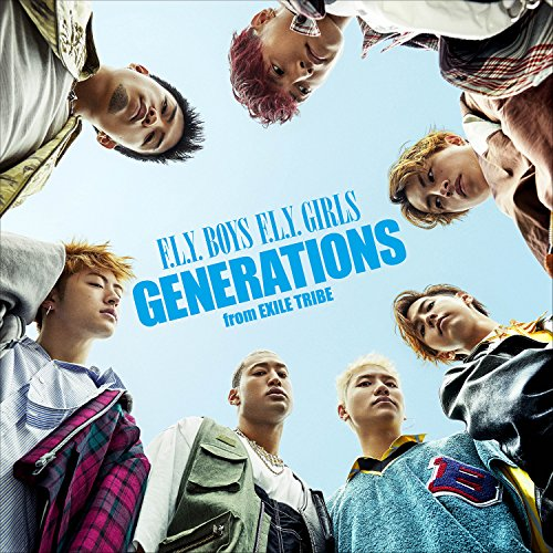 F.L.Y. BOYS F.L.Y. GIRLS-GENERATIONS from EXILE TRIBE