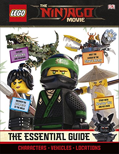THE LEGO® NINJAGO® Movie™ The Essential Guide (Lego Ninjago Movie)