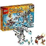 レゴ (LEGO) チーマ アイスバイトのクロードリラー 70223