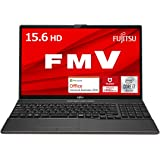 【公式】 富士通 ノートパソコン FMV LIFEBOOK AHシリーズ WA1/E2 (Windows 10 Home/15.6型ワイド液晶/Core i7/8GBメモリ/約1TB HDD/スーパーマルチドライブ/Office Home and B