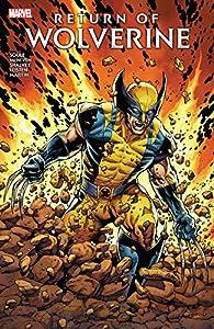 Return Of Wolverine (2018-2019) 1巻 表紙画像