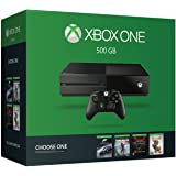 Xbox One Cnsl 500gb 1p-Bndle En/Fr/Es Us/Canada C-