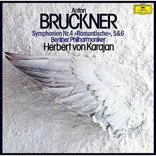 ブルックナー:交響曲第4番「ロマンティック」&第5番&第6番