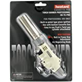 Iwatani Cooking Torch - Professional Culinary Butane Creme Brulee and Food Torch Burner