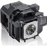 EachLight プロジェクター交換用 ランプ ELPLP88 EPSON EH-TW5350 EB-W420 EB-U32 EB-940H EB-950WH EB-S04 EB-W31 EB-X31 EB-S31 EB-X36 EH-TW410
