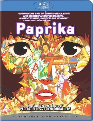 パプリカ(Paprika:北米正規版)