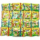 明治 きのこの山・たけのこの里 小袋 24個セット(2種×各12個入り)