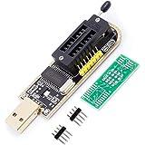 Ren He CH341A プログラミング器 ROMライター FLASH 24 25 コピー器 EEPROMルーティングUSBプログラマ メインボード ルート