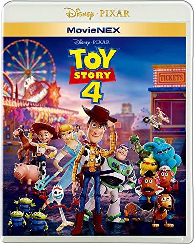 トイ・ストーリー4 MovieNEX [ブルーレイ+DVD+デジタルコピー+Mo