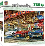 MasterPieces Wheels - Triple Threat 750pc Puzzle