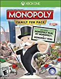 Monopoly Family Fun Pack - Xbox One Standard Edition [並行輸入品]