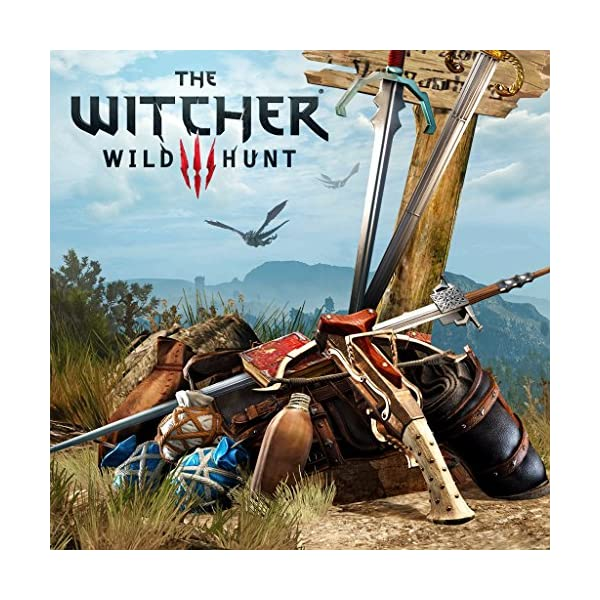 ウィッチャー3 ワイルドハント ゲームオブザ...の紹介画像10