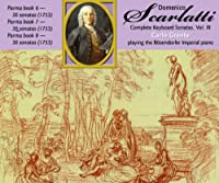 Scarlatti: Complete Keyboard Sonatas Vol. 3