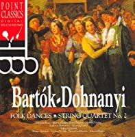 Folk Dances / String Quartet 2