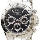 [テクノス]TECHNOS 腕時計 メンズ クロノグラフ TGM615SB [並行輸入品]