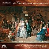 J.S.バッハ : 世俗カンタータ Vol.3 (J.S.Bach : Secular Cantatas Vol.3…
