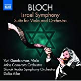 Israel Symphony/suite For