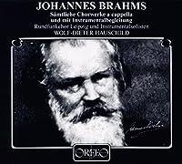 ブラームス:合唱曲集 (4CD) [Import] (SAMTLICHE CHORWERKE A CAPELLA)