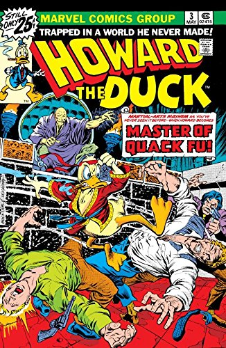 Download Howard the Duck (1976-1979) #3 (English Edition) B00ZO08I4G