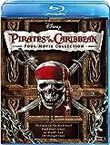 パイレーツ・オブ・カリビアン:ブルーレイ・4ムービー・コレクション[Blu-ray/ブルーレイ]