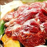 ラム肉 サフォーク 北海道産 サフォークラム ジンギスカン(300g/たれ付き) 千歳ラム工房