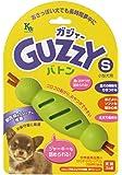 GUZZY(ガジィ―) 犬用おもちゃ GUZZY ガジィ―バトンS グリーン S サイズ (ケース販売)