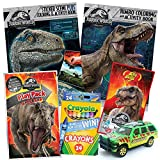 Best マッチボックス車 - colorboxcrate Jurassic World Fallen Kingdom Coloring Book Toy Review