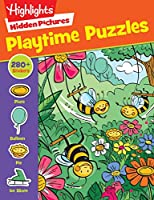 Playtime Puzzles (Highlights™ Sticker Hidden Pictures®)