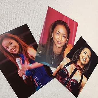当時物安室奈美恵 カード ポストカード なみえちゃん アイドル ブロマイド あむらー