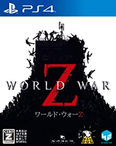 WORLD WAR Z - PS4 【CEROレーティング「Z」】