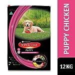Supercoat Puppy Chicken, 12kg
