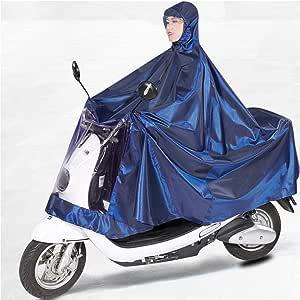 レインウェア オートバイレインコート男女兼用匂いな 原付 バイク用 軽量通勤 通学 収納袋付き フリーサイズ