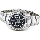 ロレックス ROLEX デイトナ 116509G ブラック文字盤 新品 腕時計 メンズ (W201633) [並行輸入品]