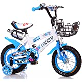 yxgh-子供の自転車3 – 6-9 Years Oldユニセックス12 /14 /16 /18インチBaby Carriage Kid 's Trike with FlashミュートトレーニングWheels andケトル