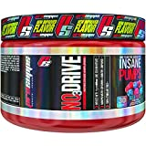 ProSupps NO3 Drive Powder Nitric Oxide Amplifier, Blue Razz, 144 Gram by PRO SUPPS