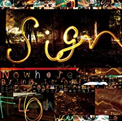 FLOW「Sign」の歌詞を収録したCDジャケット画像
