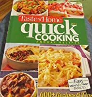 2014 Quick Cooking Annual Recipes [並行輸入品]