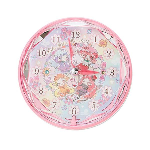 リルリルフェアリル 目覚まし時計の商品画像