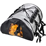 Seattle Sports Deluxe 15L Kayak and Paddle Board Deck Bag (Silver)