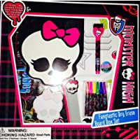 Monster High Fangtastic Dry Erase Board Box Set by Mattel [並行輸入品]