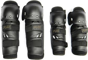 FOX フォックス バイクプロテクター 肘&膝 4点 CE規格品(並行輸入品)